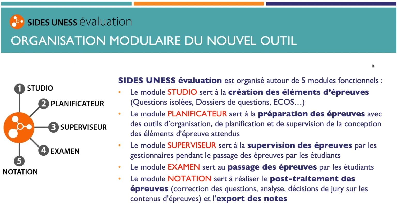 UNESS Evaluation